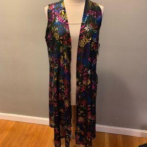 3/$20! NWT LLR Elegant Joy vest
